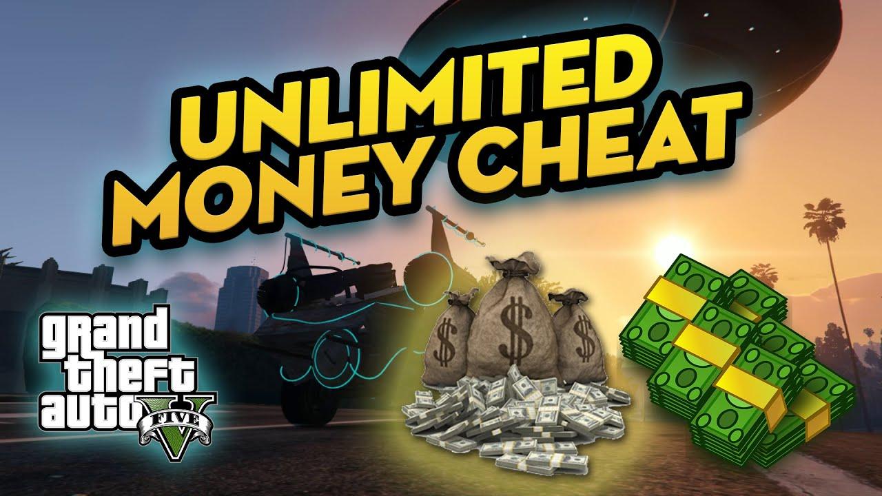 GTA V // UNLIMITED MONEY Exploit // LSC Money Cheats - YouTube