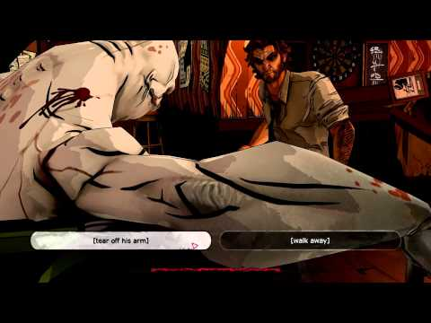 The Wolf Among Us Rules Of Fabletown Rules Of Nature Goes With