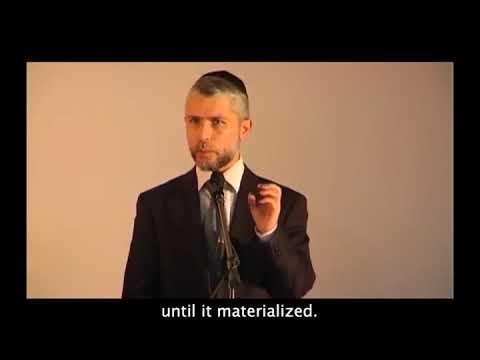 Rabbi Zamir Cohen - Evolution - The big Bang - Torah and Science at Bar Ilan University most amazing