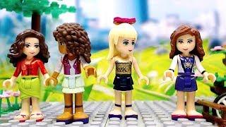 Lego Baby Girl Go to School