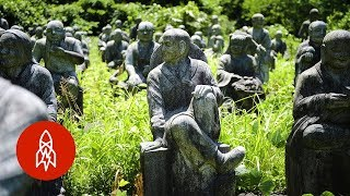 Don't Blink: Japan's Abandoned Sculpture Garden