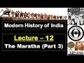 h12 the maratha part 3 ssc cgl, ssc chsc, railways, upsc, uppcs, capf si asi, upsssc etc