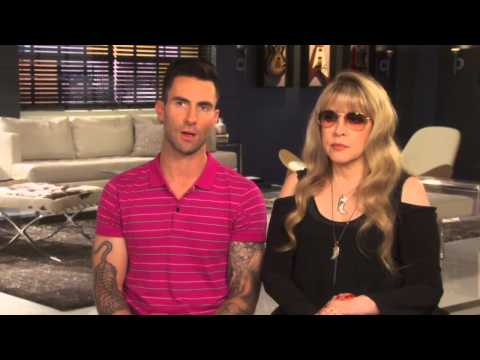 The Voice Season 7: Adam Levine & Stevie Nicks Battle Rounds Interview