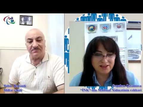 Millət vəkili İNK-nı dəstəkləyir - video