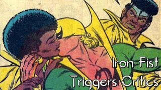 Iron Fist Triggers Critics