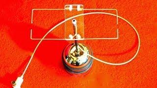 DVBT Selbstbau Antenne mit hohem Gewinn, Deutsch