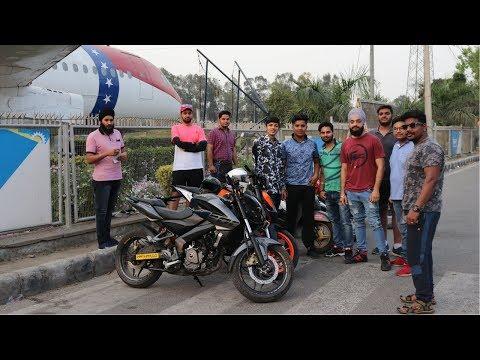 Ludhiana Meetup | Hawai Adda | Kashmir To Kanyakumari Ride | Tvs Jupiter