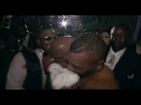 Tupac Shakur and Mike Tyson in Boxing match 1996 ***RARE****