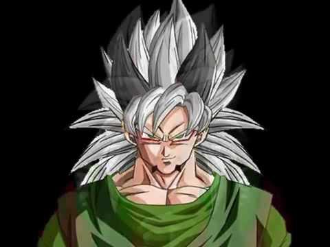 Dragon Ball AF - Zaiko/Xicor Evolution - YouTube  Dragon Ball AF ...