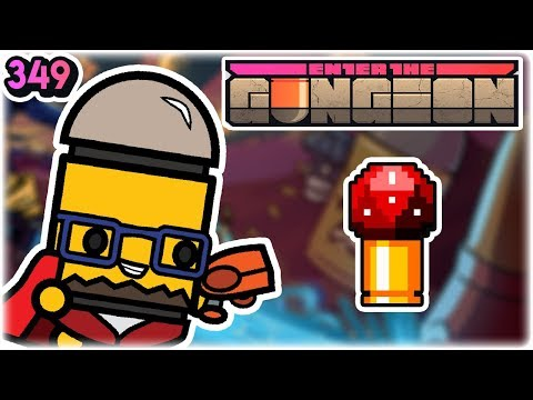 Chance Time | Part 349 | Let's Play: Enter the Gungeon: Lich Streaks | Gameplay