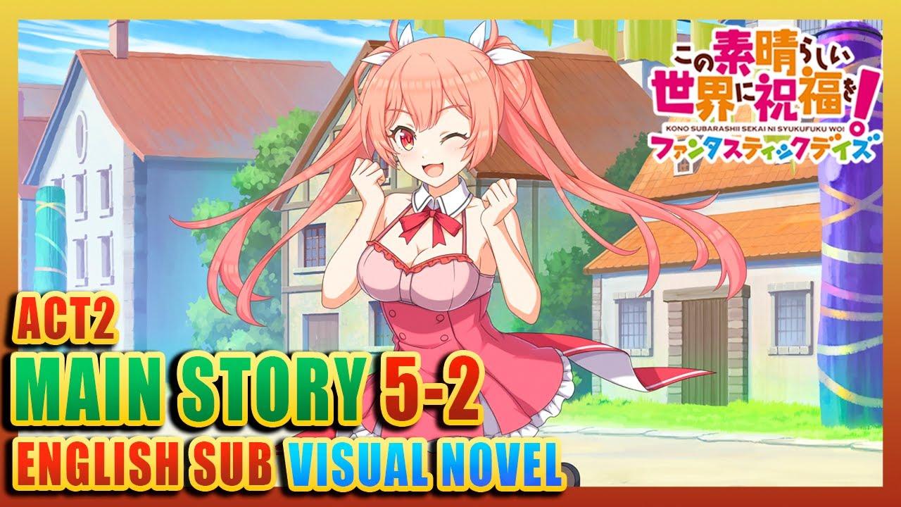 KONOFAN | MAIN STORY | ACT 2 | Chapter 5 Part 2