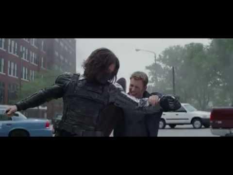 Капитан Америка против Зимнего солдата. Часть-2.  Первый Мститель: Другая война. 2014