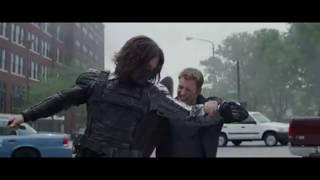 Капитан Америка против Зимнего солдата. Часть-2. \ Первый Мститель: Другая война. 2014