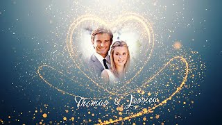 Wedding Quick Opener (After Effects Template) ★ AE Templates