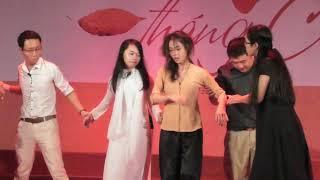 TrìnhDiễnThơ: MÙA THU - TÌNH YÊU & NHỮNG CON ĐƯỜNG - ĐìnhKhoa, HữuLương, ThiênAn,  ThiênSơn, ViễnHải