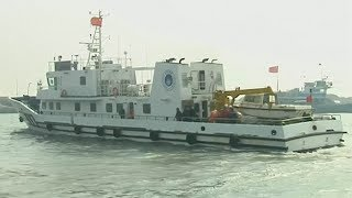 Rescue operation underway after ship accident in China's northeastern Liaoning Province