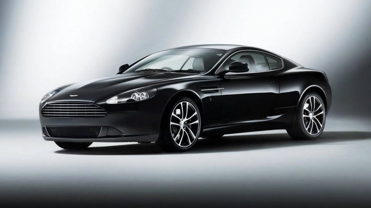 2011 aston martin db9 carbon black & morning frost - youtube