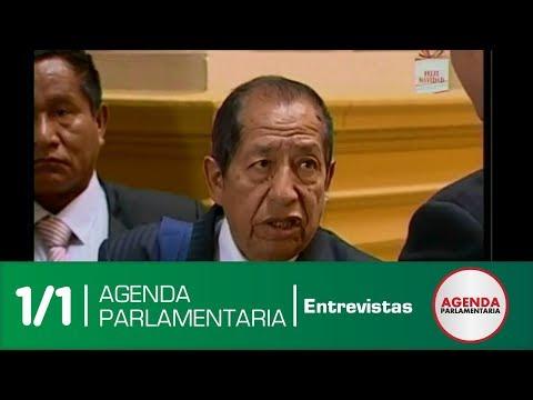 Entrevista: Víctor Herrera, representante de los pobladores de San Joaquín (7/12/17)