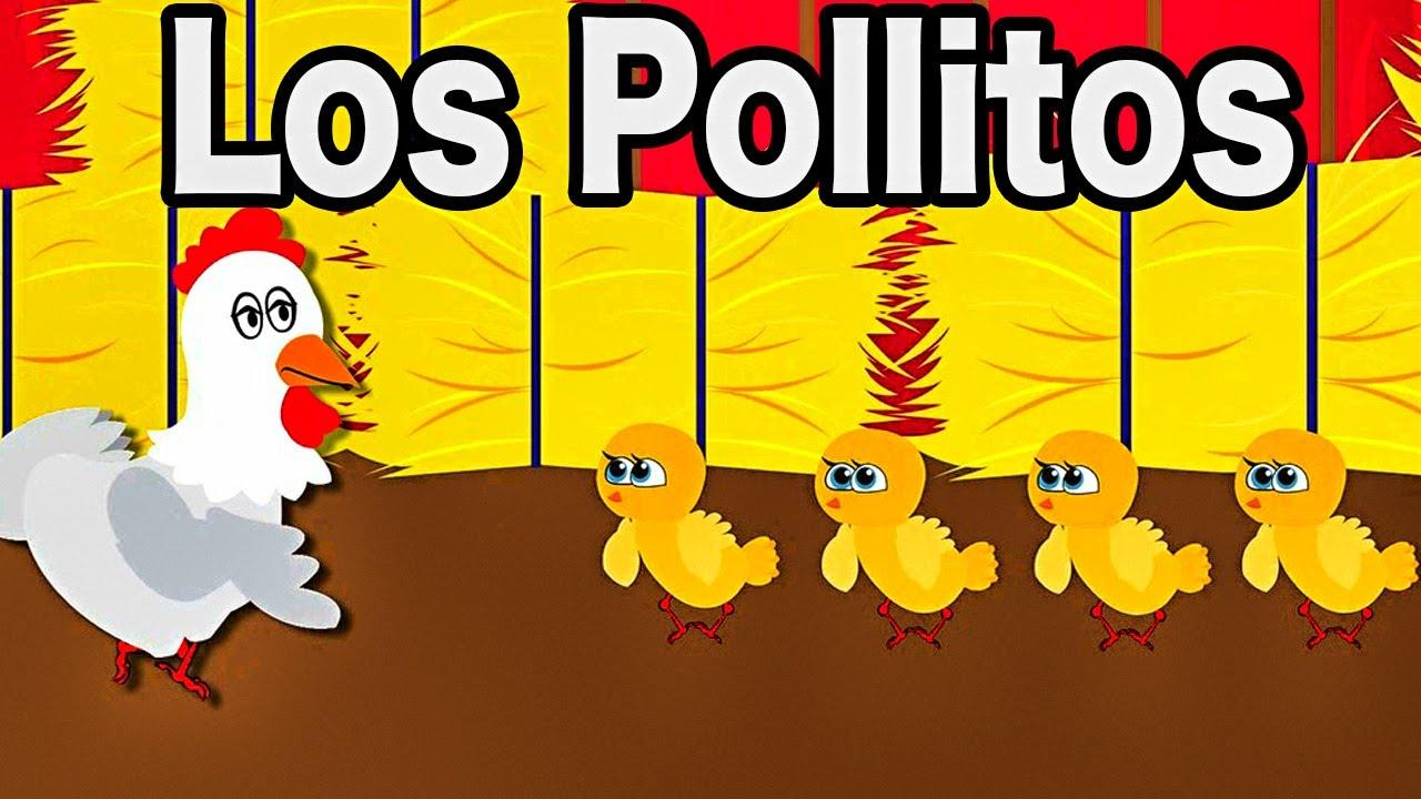 La Canción de Los Pollitos | Dicen Pío Pío Pío | Videos Infantiles | Rondas Lunacreciente