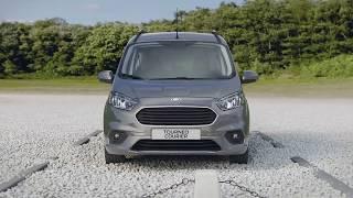 Nouveau Ford Tourneo Courier - 360 | Ford FR