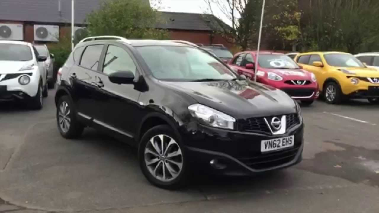 2012 nissan qashqai 1 6 tekna 2wd vn62 ehs at hylton nissan worcester youtube. Black Bedroom Furniture Sets. Home Design Ideas