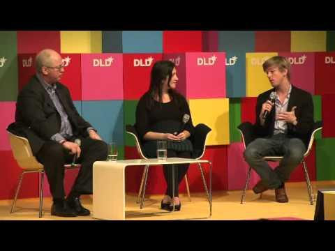 DLD11 - Participation (Chris Hughes, Randi Zuckerberg)