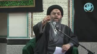 طاعة الله سعادة الدنيا و الاخرة- الاستاذ السيد عادل العلوي