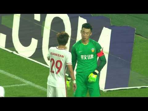 Hebei CFFC vs Tianjin Quanjian - CSL 2017 round 13