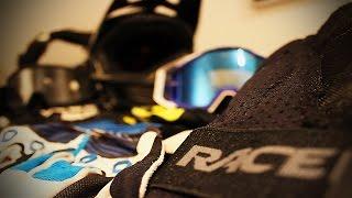 SAFETY FIRST das Downhill Equipment | Felix´s Welt