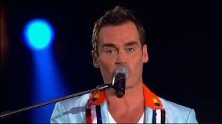 27 Toppers in concert 2014 Jeroen van der Boom's pop piano medley
