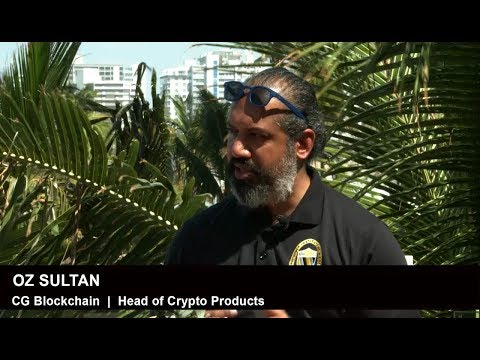 CG Blockchain | Oz Sultan | Head of Crypto Products | Leading Edge Auditing on the Blockchain