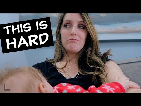 family vlogs - parenting is hard