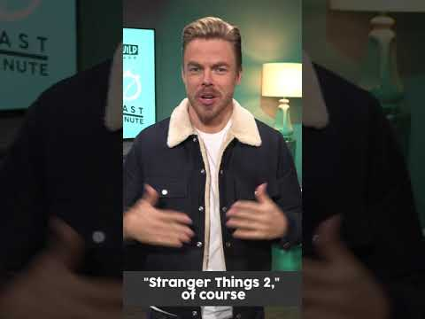 Derek Hough: BUILD Last Minute