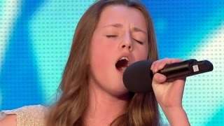 Little Girl SHOCKS The Entire Audience With Her Voice thumbnail