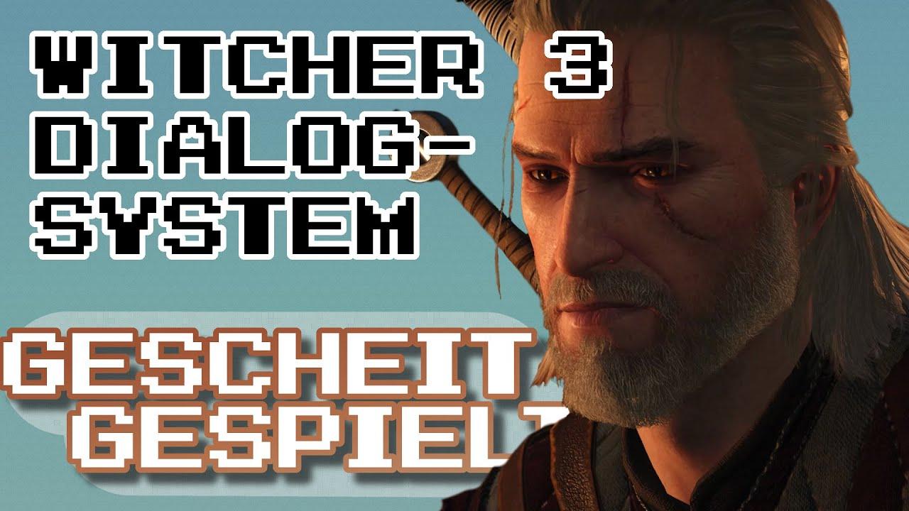 The Witcher 3 Steuerung