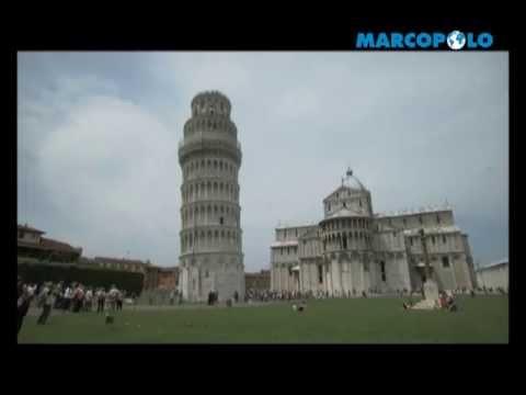Piazza dei Miracoli, nascita, vita e morte ai piedi della Torre di Pisa