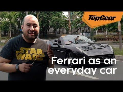36 hours with a Ferrari California T