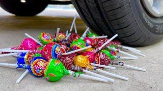 تجربة   سيارات ضد العاب, سيارات شرطة, بالونات, سيارات اطفال,