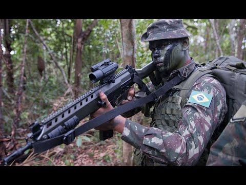Bolsonaro Moviliza el ejército hacia el Amazonas...Algo sucede...¿RSTV TENÍA RAZON?