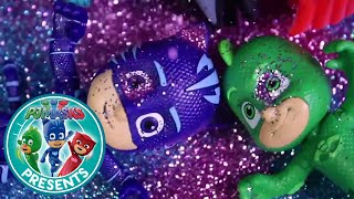 Baixar PJ Masks Creations - Toy Episode - Romeo's Glitter Town! | Cartoons for Children #48