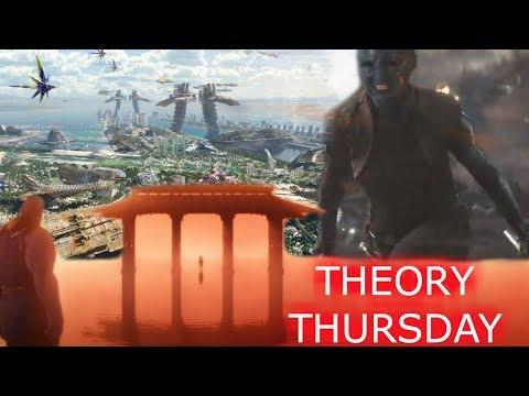 Xandar In Avengers Endgame Trailer, Lady Death In Endgame - Theory Thursday