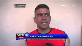 Penampilan Gonzales Kian Gemilang Di Klub Arema - NET12