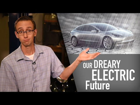 Our Dreary Electric Car Future: The Skinny with Craig Cole