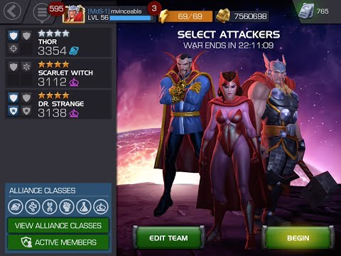 Alliance Wars 2 | Marvel Contest of Champions