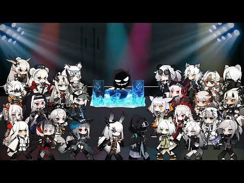 Helltaker Dance【Arknights】
