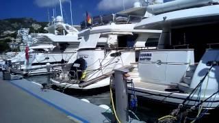 Mallorca Port Andratx Hafen Port Yachten Boote Schiffe