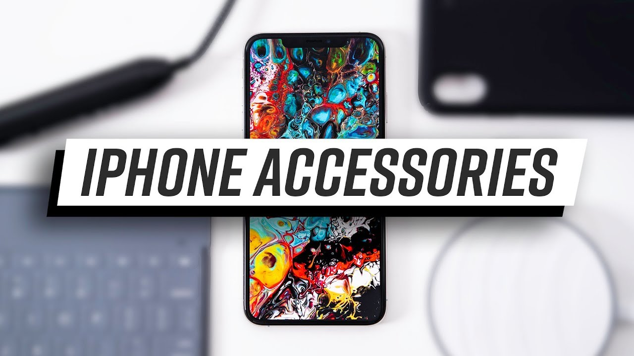 buy popular 4d2d1 0689e iPhone XS: Must Have Accessories