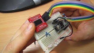 16 битный расширитель портов PCF8575С с интерфейсом I2C