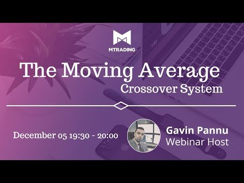 The Moving Average Crossover Trading System