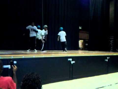 Hip hop 2 edison elementary school